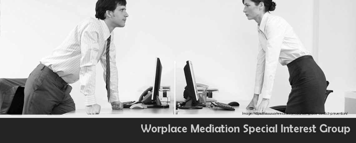 Workplace Mediation Cases: Show & Share